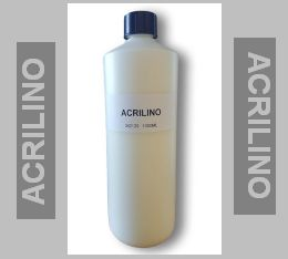 Acrilino glazing medium
