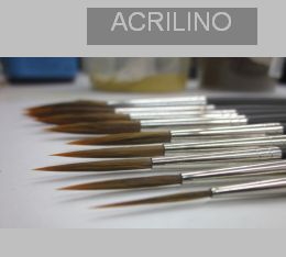 Acrilino Professional Mix Toray Squirrel linerbrush
