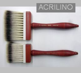 Acrilino synthetic badgerbrush for acrylics