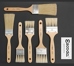 escoda woodgraining brushes for decorative painting