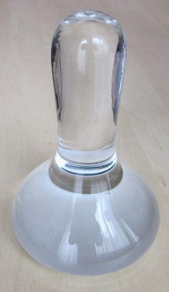 glass muller with handle large. Black Bedroom Furniture Sets. Home Design Ideas