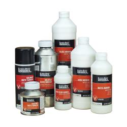 Liquitex Professional Acrylic Varnish, non yellowing, non removable
